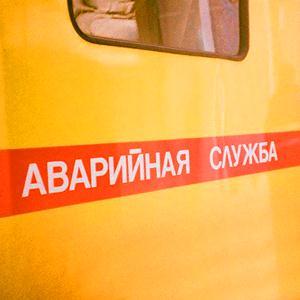 Аварийные службы Аютинска