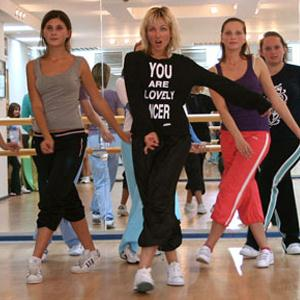 Школы танцев Аютинска
